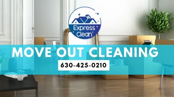 Move Out Cleaning Aurora IL-Express Clean