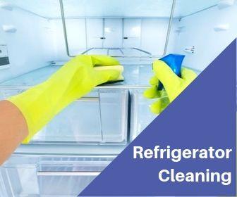 Refrigerator Cleaning Aurora IL