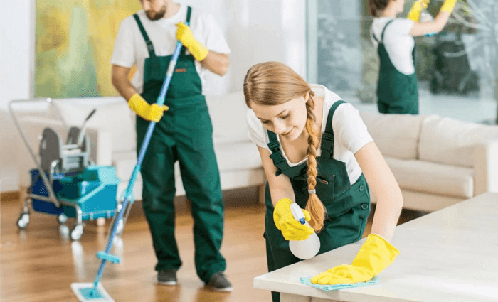 Advantages of Bi-weekly Apartment Cleaning Services